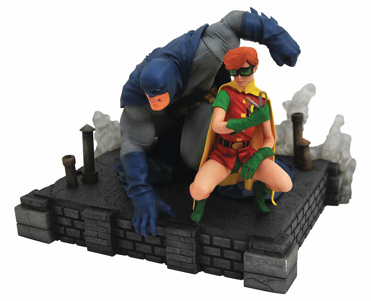 Diamond Select Toys In Stores Now – Dark Knight Returns, Godzilla, Marvel & More