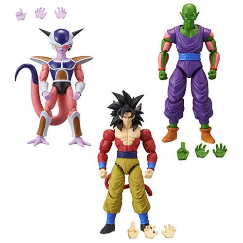 Entertainment Earth – Bandai Dragon Ball Stars Wave 9 Figures In-Stock Now