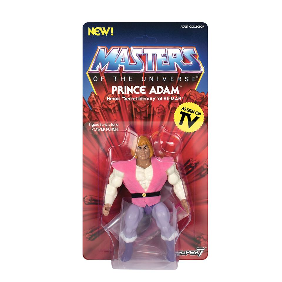 Super7 – Masters Of The Universe Vintage Wave 3 Figures Announced