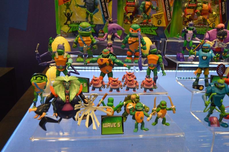 Playmates Toys NYTF 2019 Booth Coverage – Teenage Mutant Ninja Turtles & Ben 10