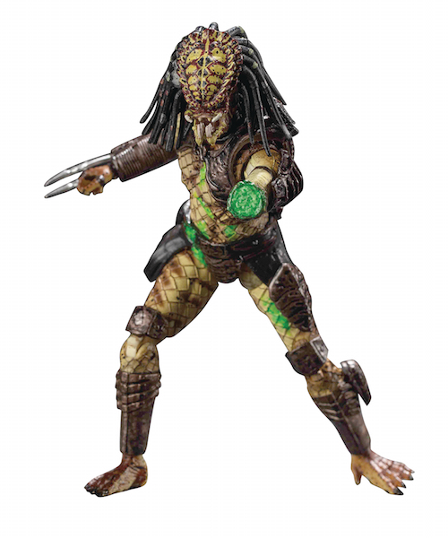 Hiya Toys Predator 2 – City Hunter Battle Damaged 1/18th Scale Figure Pre-Orders