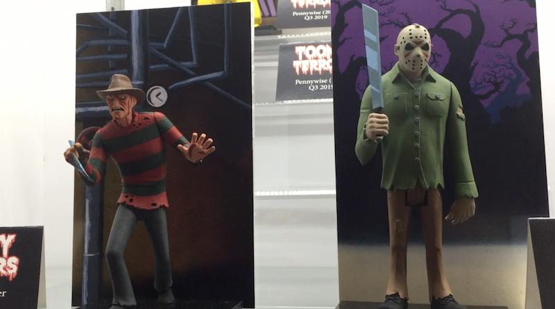 NECA Toys NYTF 2019 – Video Walkthrough & EXCLUSIVE First-Look Reveals!