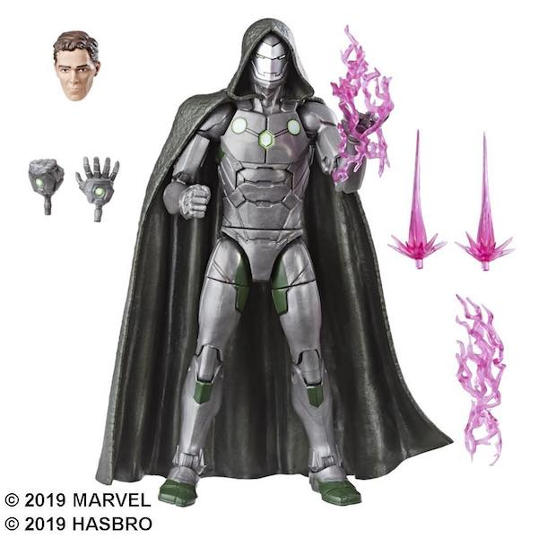 Walgreens Exclusive Marvel Legends Infamous Iron Man Figure Back In-Stock Online