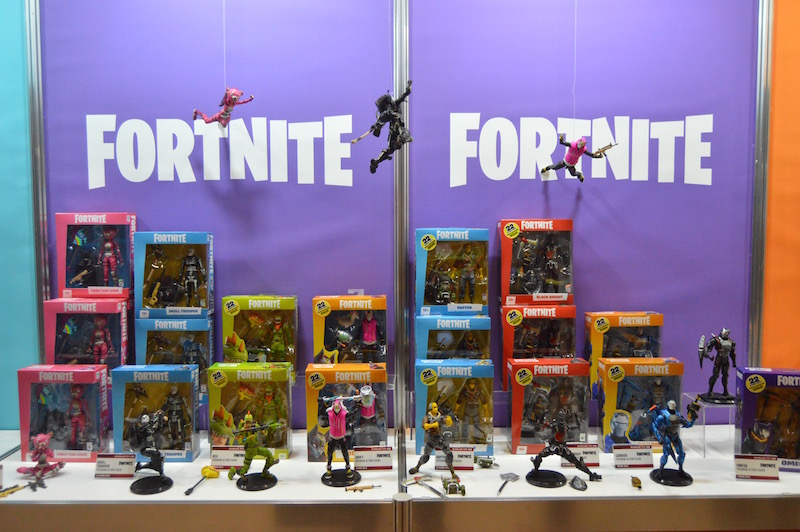 McFarlane Toys NYTF 2019 – Booth Coverage & DC Multiverse Update