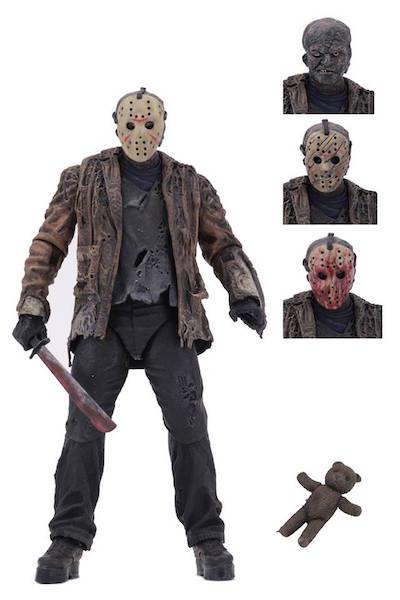 NECA Toys Shipping This Week – Freddy Vs Jason – Ultimate Jason Figure