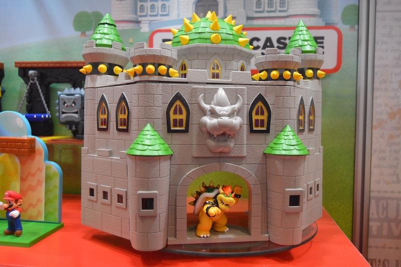 Jakks Pacific NYTF 2019 – Nintendo, Mega Man, Sonic The Hedgehog, Godzilla & More