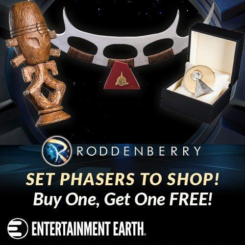 Entertainment Earth – Star Trek Sale, Dragon Ball, New Daily Deals & More