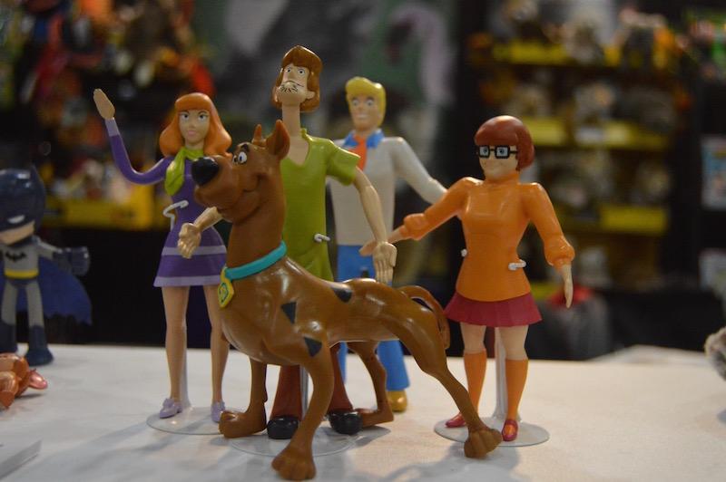NJ Croce NYTF 2019 – Scooby Doo Bendable Figures & More