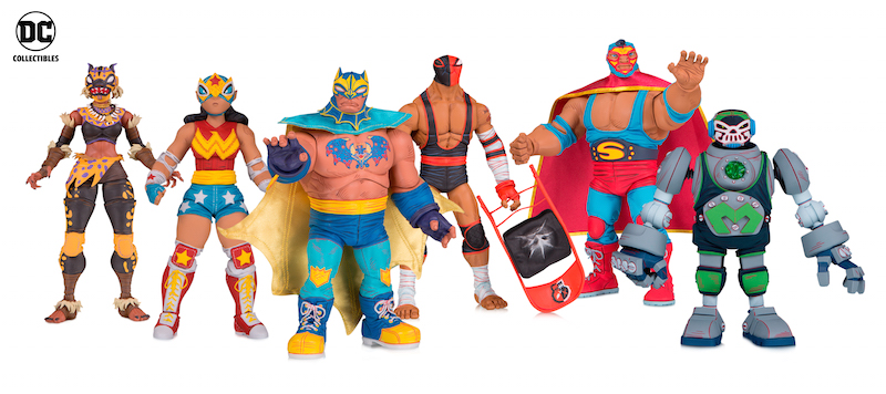 DC Collectibles Solicitations For  October 2019
