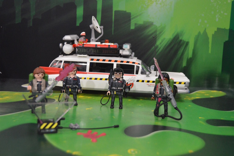 Playmobil NYTF 2019 – Showroom Coverage With Ghostbusters & More