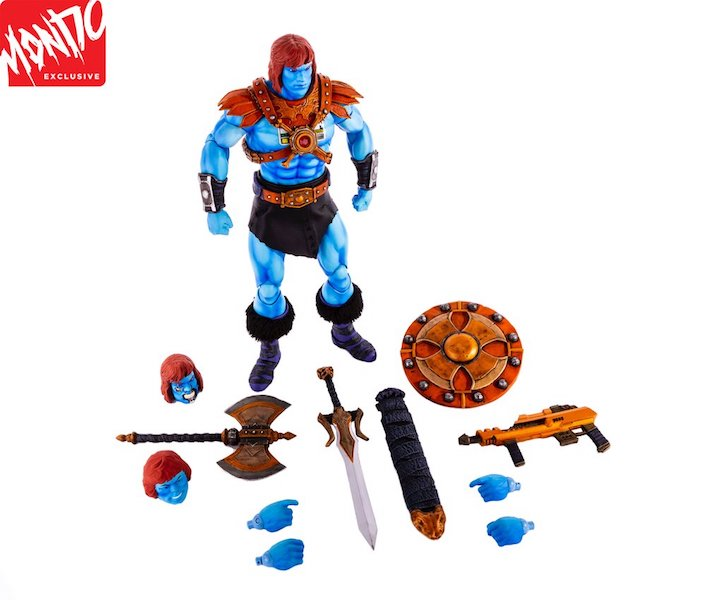 Mondo Masters Of The Universe Faker Sixth Scale Figure Exclusive Version