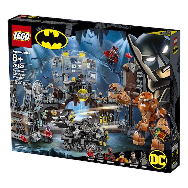 LEGO Batman Sets Unveiled In Celebration Of Batman's 80th Anniversary