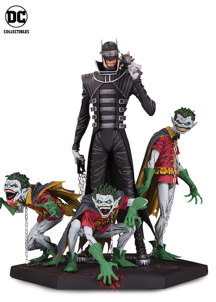 DC Collectibles In Stores This Week – DC Cover Girls Huntress & Dark Knight: Metal: The Batman Who Laughs