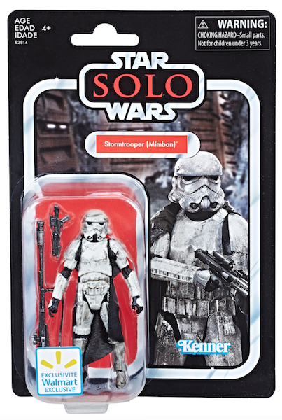 Star Wars: The Vintage Collection Mimban Stormtrooper Exclusive Figure In-Stock