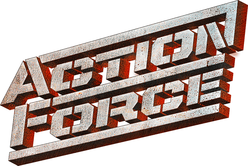 Action Force 6″ Figure Line By Former Hasbro Toy Designer Bobby Vala