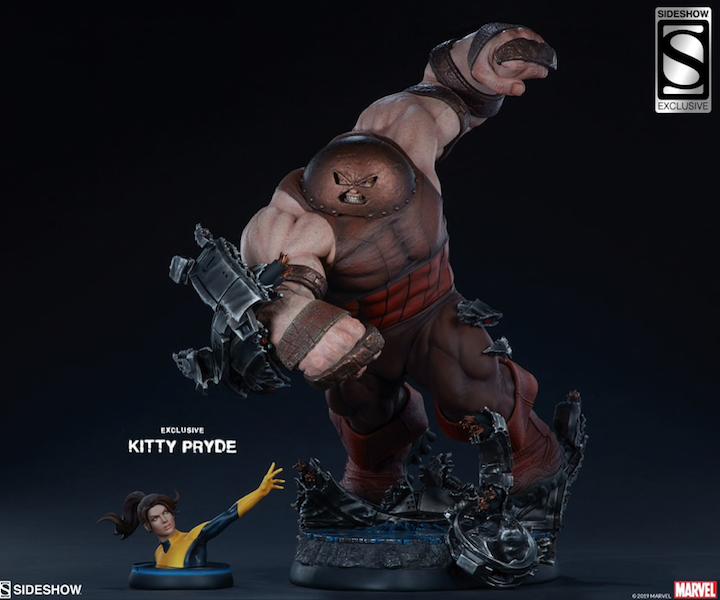 Sideshow Collectibles X-Men Collection – Juggernaut Maquette Pre-Orders