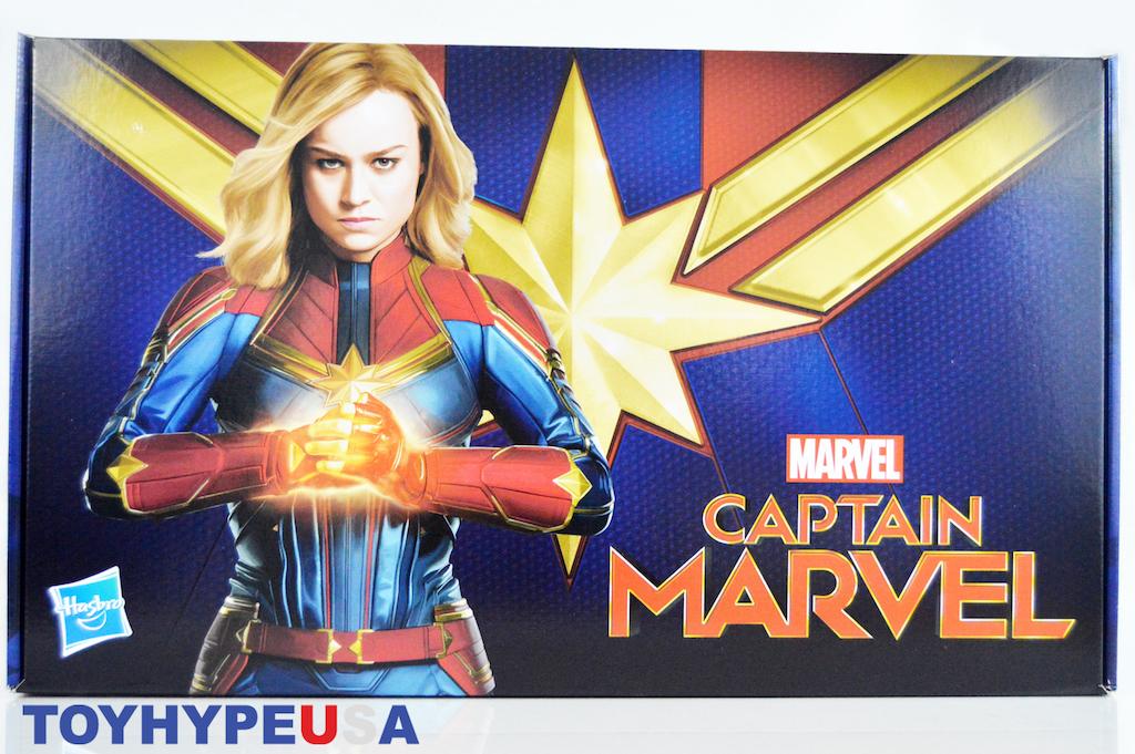 Hasbro #PagingCaptainMarvel – Promotional Movie Toys Box Set