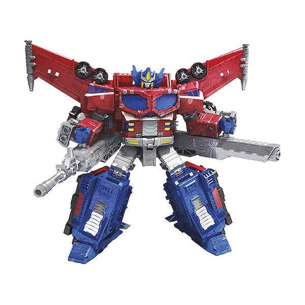 Megalopolis: City Of Collectibles Daily Deal – Transformers War For Cybertron: Siege Leader Optimus Prime Now $40