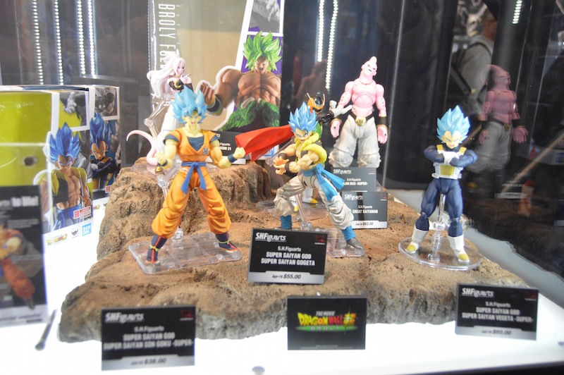 Bluefin NYTF 2019 – S.H. Figuarts & Storm Collectibles