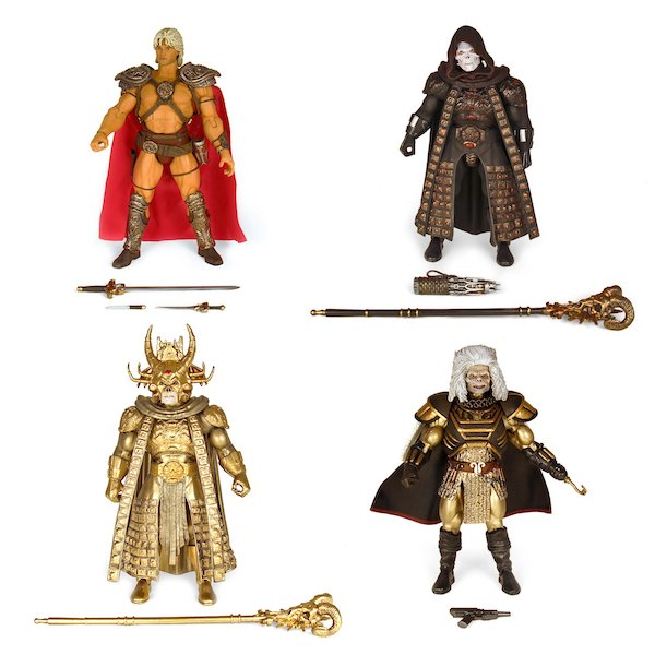 Super7 Masters Of The Universe Movie Collector's Choice & Conan Figure Pre-Orders