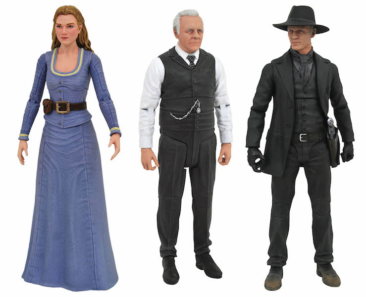 Diamond Select Toys In Stores This Week – Sandman, Harley Quinn & Westworld