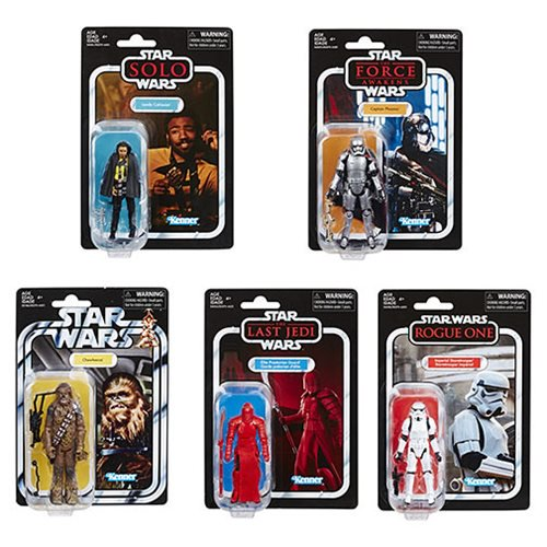 Hasbro Star Wars The Vintage Collection 3 3/4″ Figures Wave 6 Figure Pre-Orders