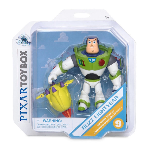 Disney Store Exclusive – Pixar Toy Box Toy Story 4 Figures Available Now