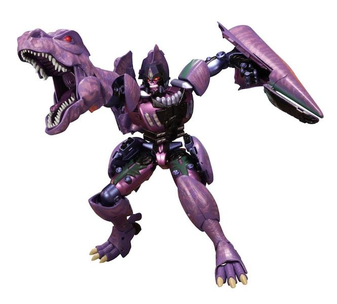 Takara-Tomy Transformers Masterpiece MP-43 Beast Wars Megatron Figure Available Now