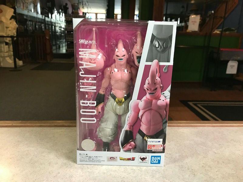 Kokomo Toys eBay Store – Dragon Ball Z S.H. Figuarts Evil Majin Buu In-Stock