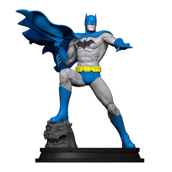 Icon Heroes Batman 80th Anniversary Statue By Artist Jim Lee