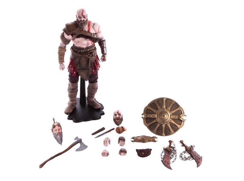 Mondo God Of War Kratos Sixth Scale Figure
