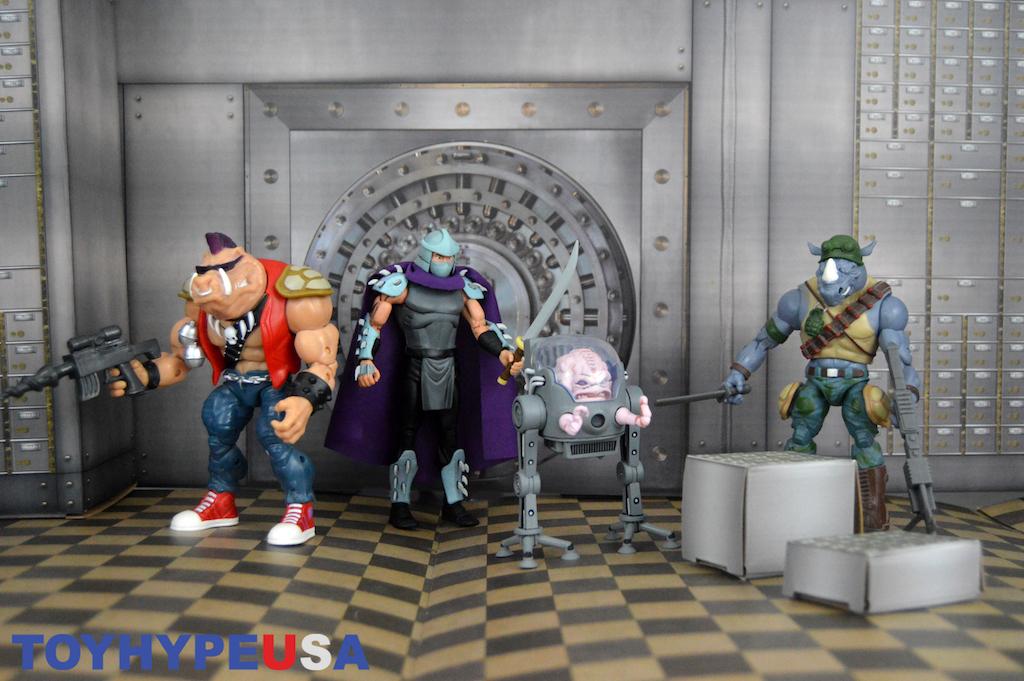 Extreme-Sets – Vault Pop-Up Diorama Set Review
