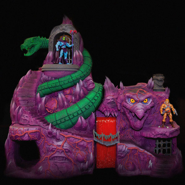 Super7 – Masters Of The Universe Classics Collectors' Choice Snake Mountain Playset Pre-Orders