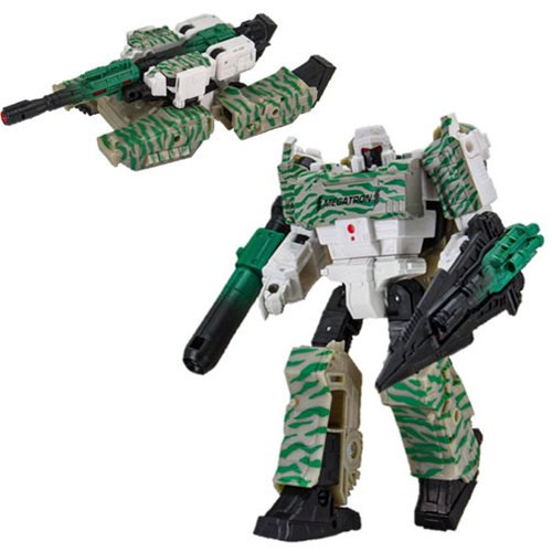 Entertainment Earth – Transformers Generations Selects Voyager G2 Combat Megatron In-Stock