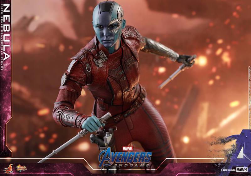 Hot Toys Avengers: Endgame – Nebula Sixth Scale Figure