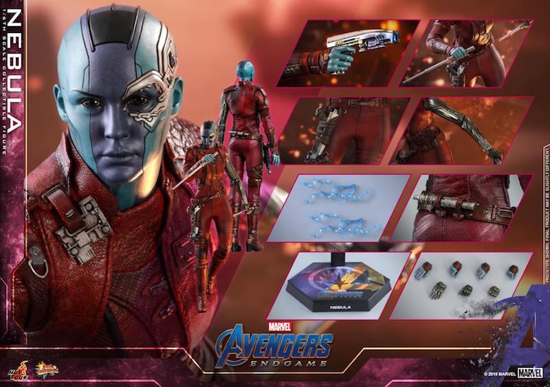 Hot Toys Avengers: Endgame – Nebula Sixth Scale Figure Pre-Orders
