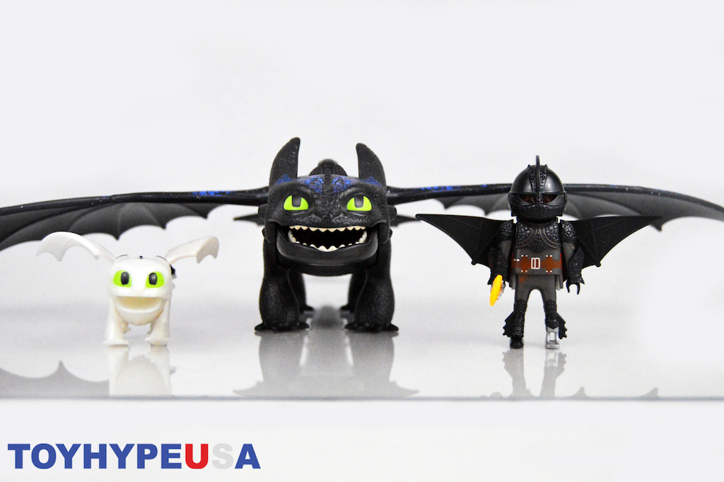Playmobil 70037 Dragons Hiccup & Toothless With Baby Dragon Figures Review