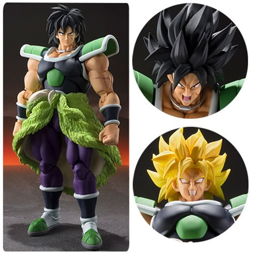 S.H. Figuarts Dragon Ball Super: Broly – Broly Figure