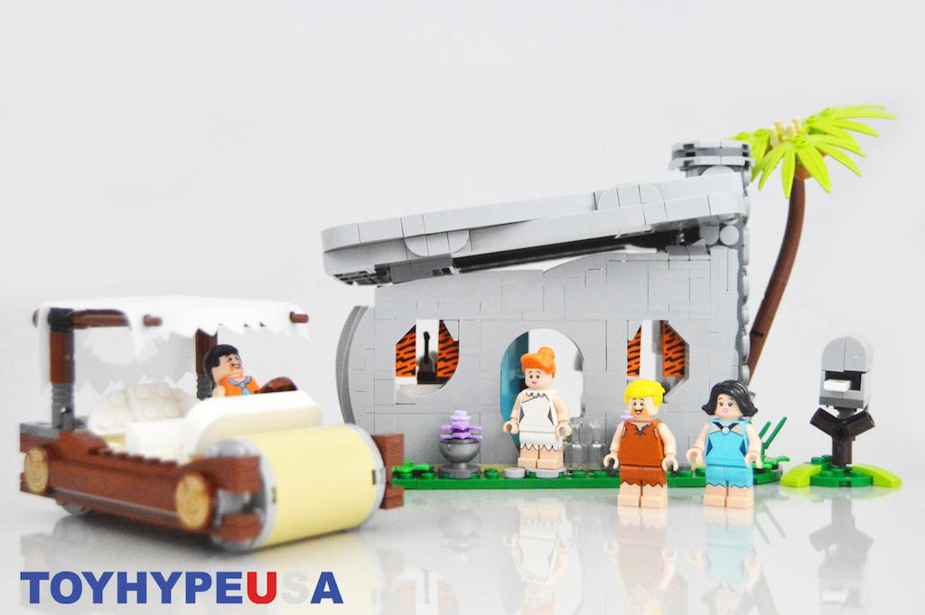 LEGO Ideas The Flintstones 21316 Set Review