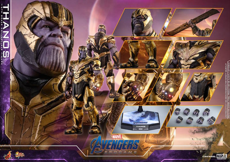 Hot Toys Avengers: Endgame Thanos Sixth Scale Figure Pre-Orders