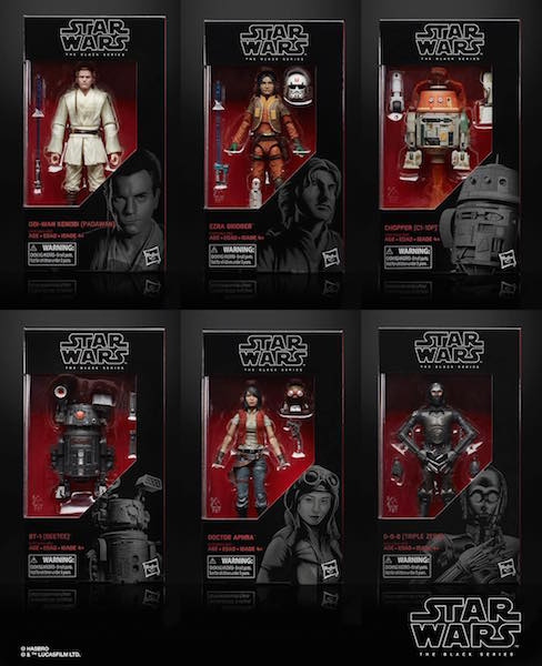 Entertainment Earth – New Hasbro Pre-Orders From Star Wars Celebration
