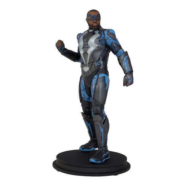 Icon Heroes Black Lightning DCTV Series Statue