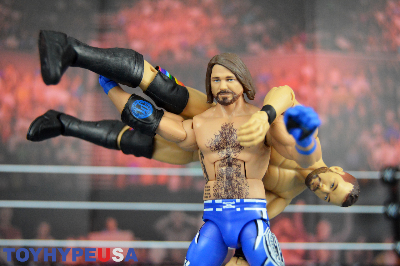 Mattel – WWE Elite Collection Survivor Series AJ Styles Figure Review