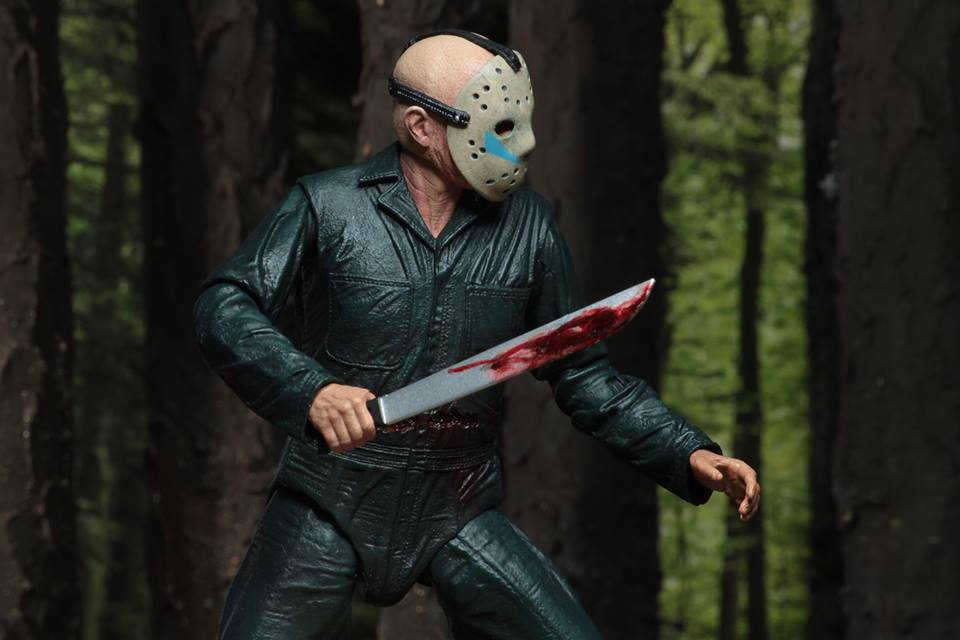 NECA Toys Ultimate Friday The 13th Part 5 (Roy) Impostor Jason Figure