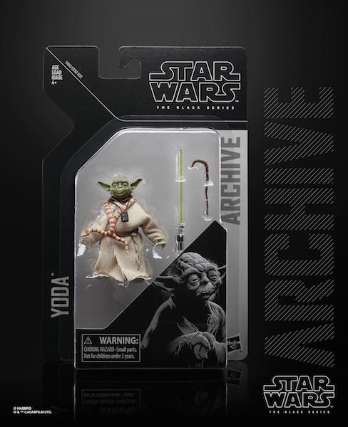 Star Wars Celebration 2019 – The Black Series Archive Wave 2 & The Vintage Collection Figure Pre-Orders On Amazon