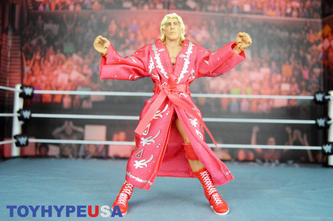 Mattel WWE Elite Collection RetroFest Ric Flair Figure Review