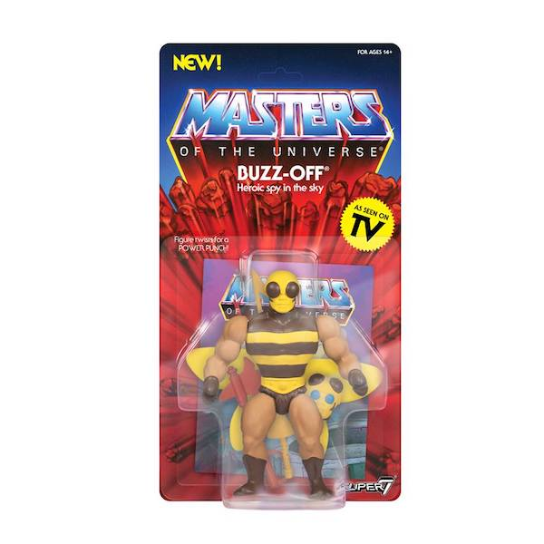 Super7 Masters Of The Universe Vintage Wave 4 Figures Pre-Orders Ends Today