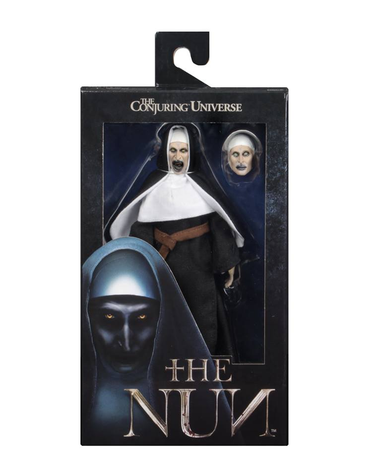 NECA Toys The Nun – 8″ Clothed Nun Figure In-Packaging