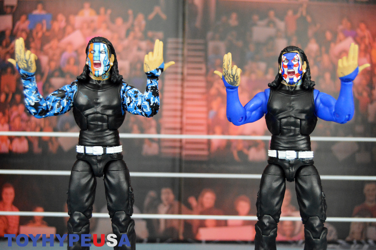 Mattel – WWE Elite Collection Series 67 Jeff Hardy Figures Review