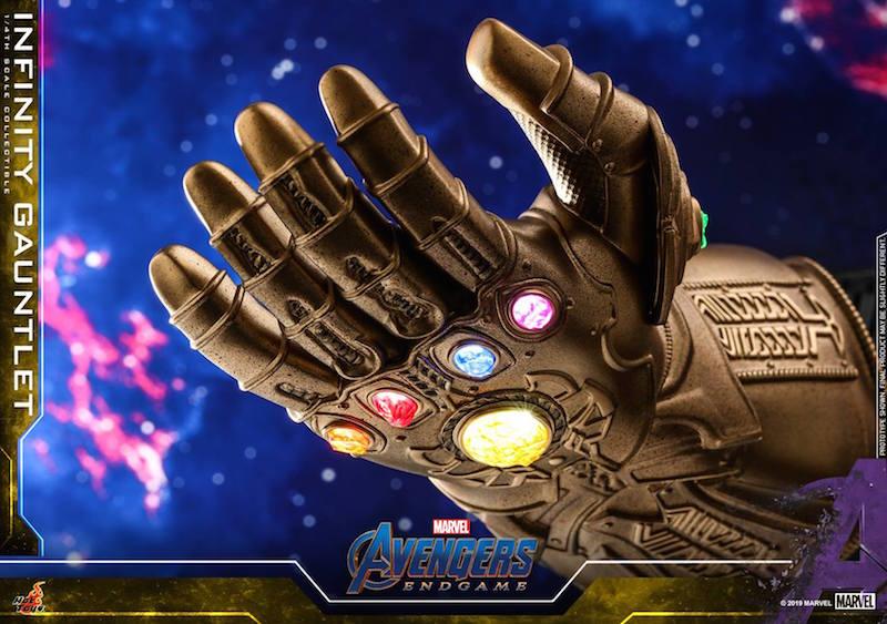 Hot Toys Avengers: Endgame – 1/4″ Scale Infinity Gauntlet Pre-Orders